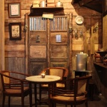 Desain Cafe Klasik
