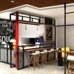 Desain Interior Cafe Mini